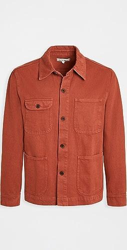 Alex Mill - Garment Dyed Work Jacket