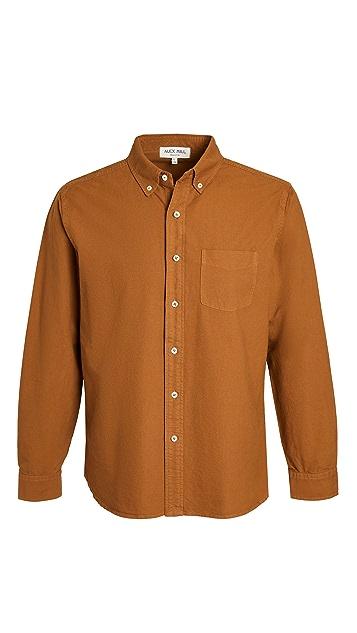 Alex Mill Overdyed Oxford Shirt