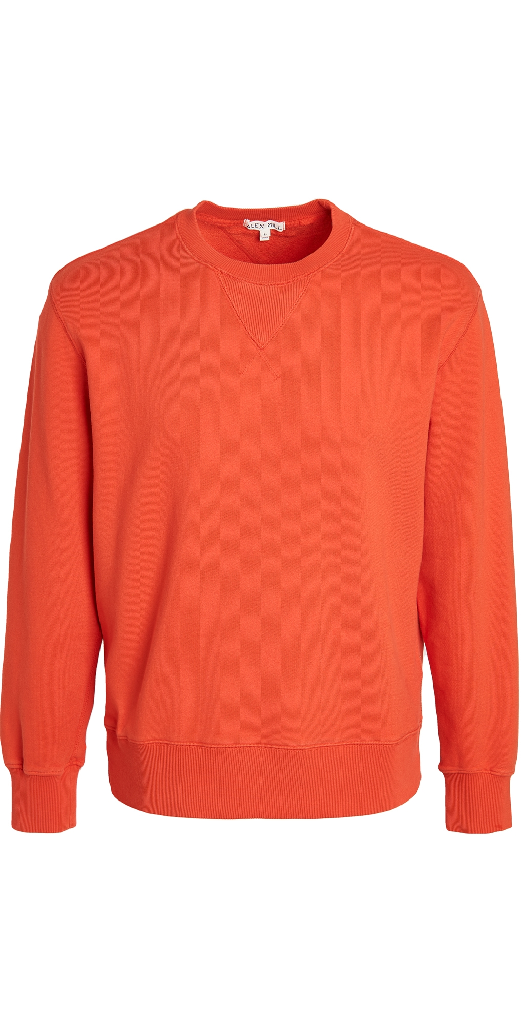 Alex Mill CREW NECK SWEATSHIRT