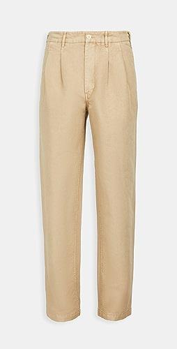 Alex Mill - Double Pleat Trousers