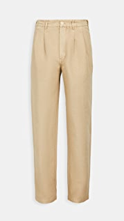 Alex Mill Double Pleat Trousers