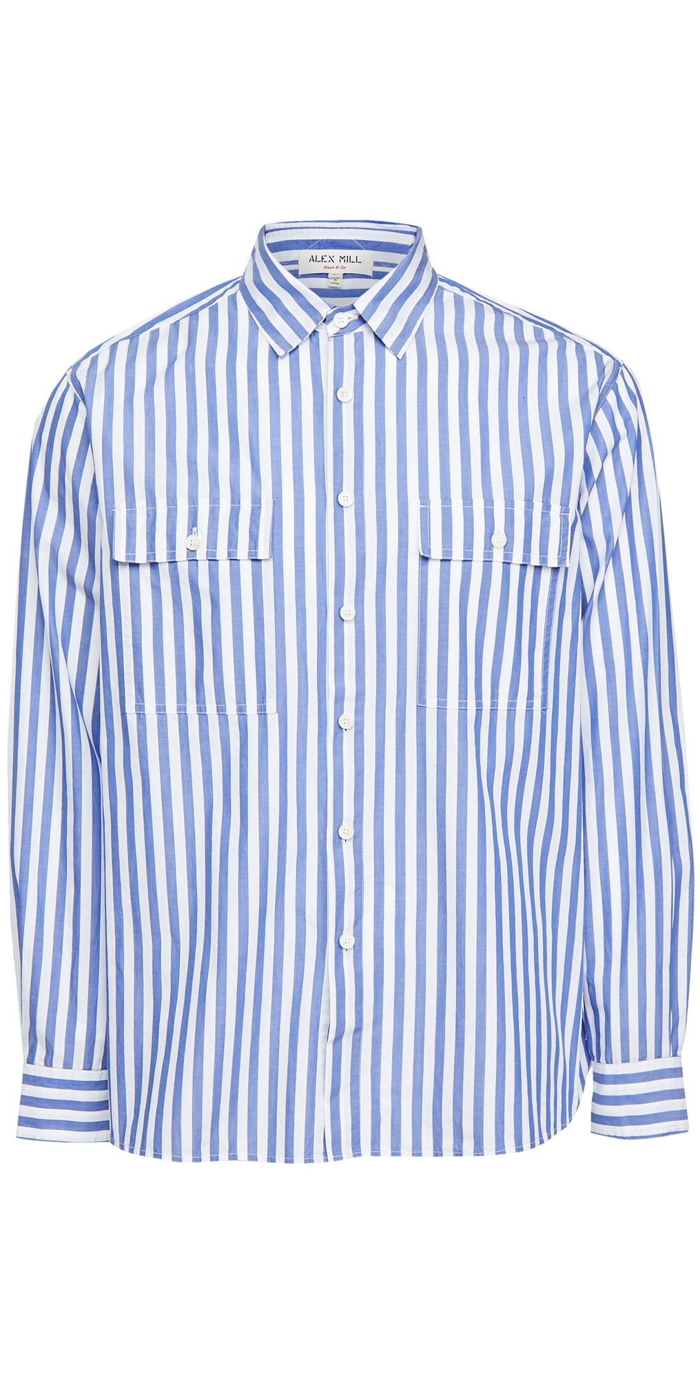 Easy Button Down Shirt