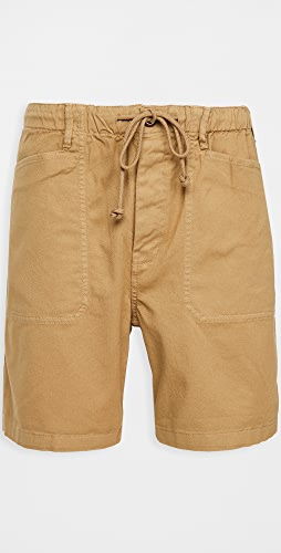 Alex Mill - Button Fly Shorts in Stretch Chino Shorts