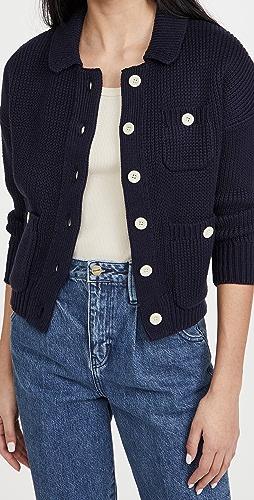 Alex Mill - Work Sweater Jacket