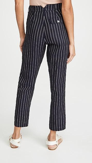 Alex Mill Striped Boy 长裤
