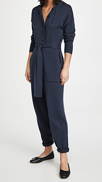 Alex Mill Knitted Jumpsuit