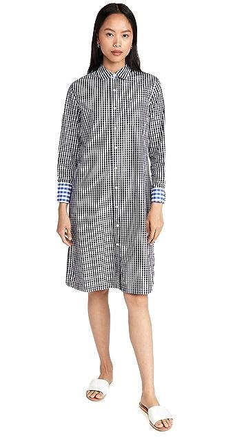 Alex Mill Wyatt Shirtdress in Gingham