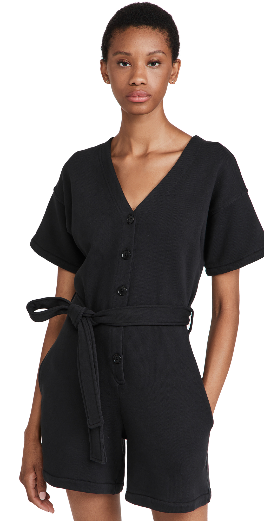 French Terry Romper