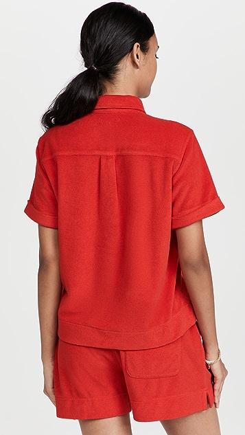 Alex Mill Benny Terry Shirt