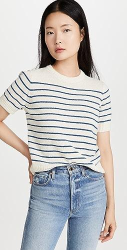 Alex Mill - Stripe Honey 毛衣 T 恤