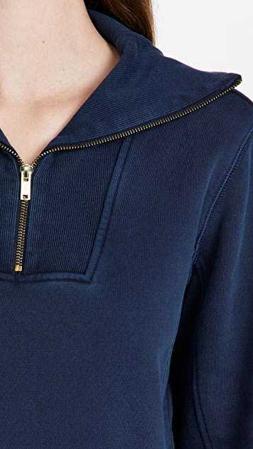 Alex Mill Ara Fleece Pullover