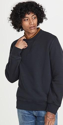 Alex Mill - Garment Dyed Crewneck Sweatshirt