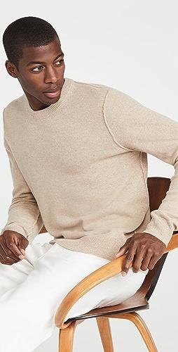 Alex Mill - Reverse Seam Sweater