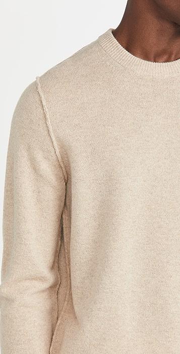 Alex Mill Reverse Seam Sweater