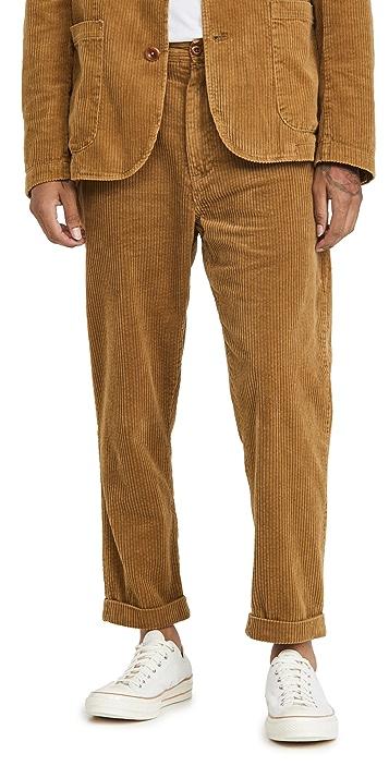 Alex Mill Standard Pleated Pants
