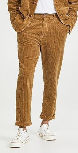 Alex Mill - Standard Pleated Pants