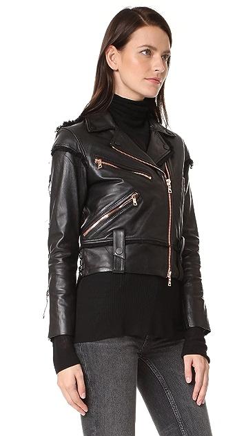 AMKIE Tar Moto Jacket