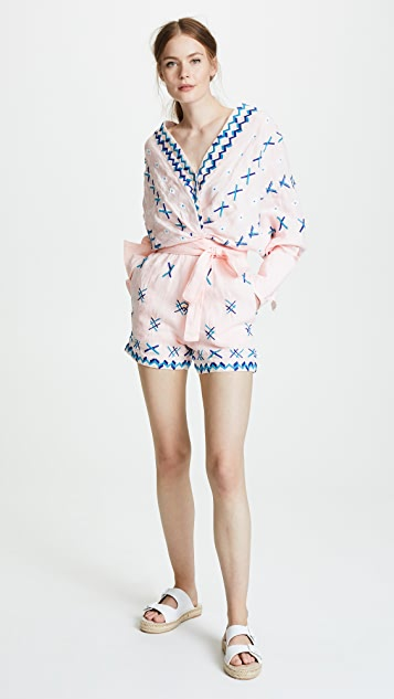 All Things Mochi Magda Playsuit