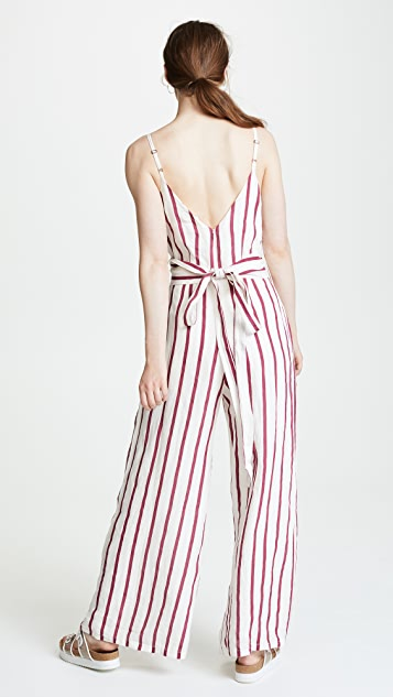 All Things Mochi Lisa Jumpsuit