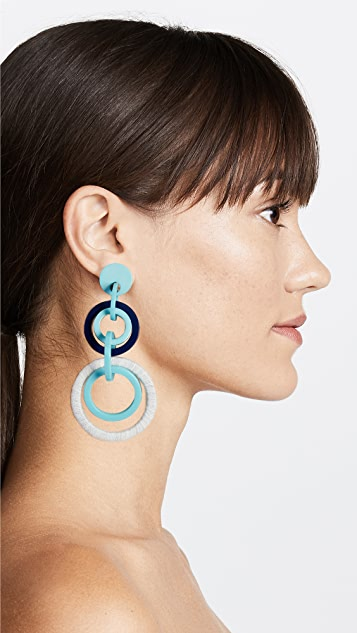 All Things Mochi Zoe Earrings