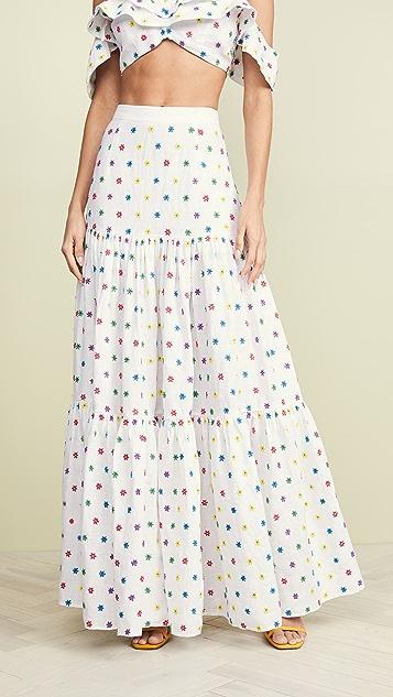 All Things Mochi Camila Skirt - White