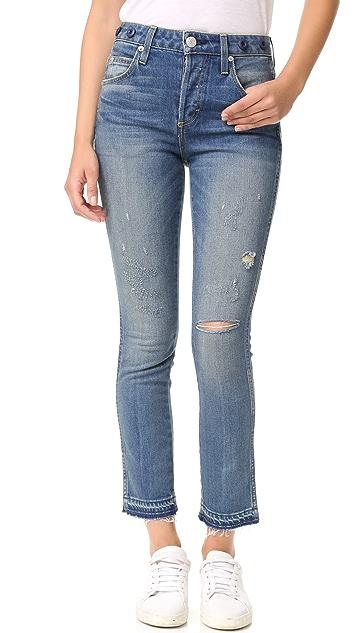 AMO Babe Suspender Jeans