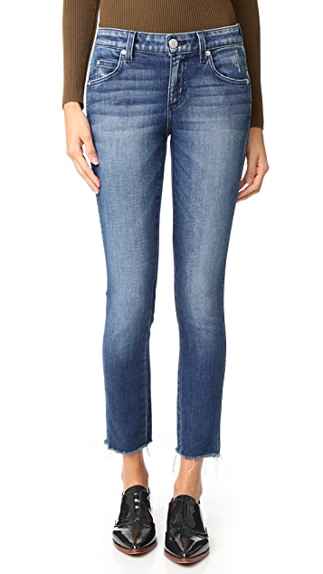 AMO Stix Crop Skinny Jeans