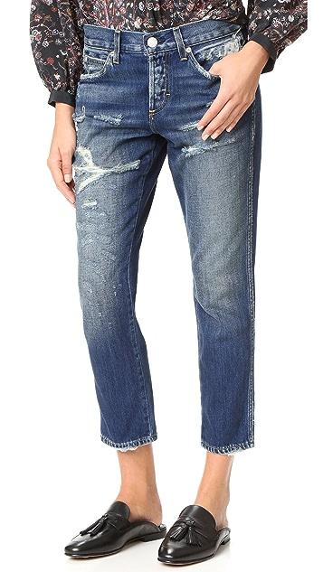 AMO Tomboy Crop Jeans