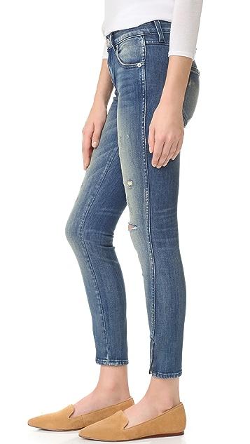AMO Zip Jeans