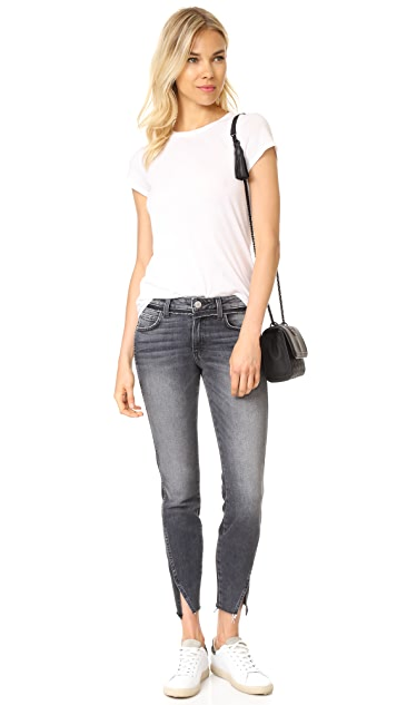 AMO Twist Two Tone Jeans