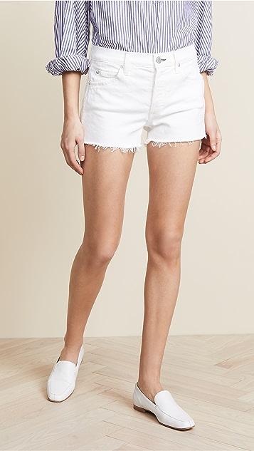 AMO Tomboy Shorts - Sea Salt