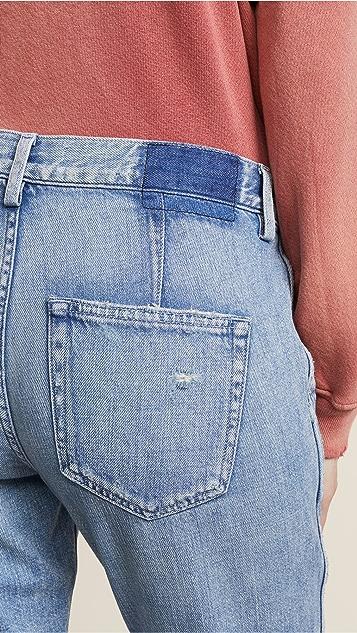 AMO Slouch Trouser Jeans