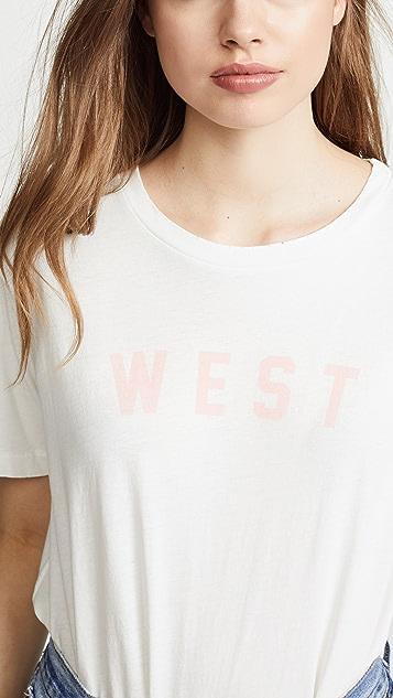 AMO West Tee
