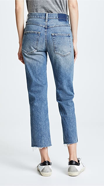 AMO Loverboy Relaxed Jeans