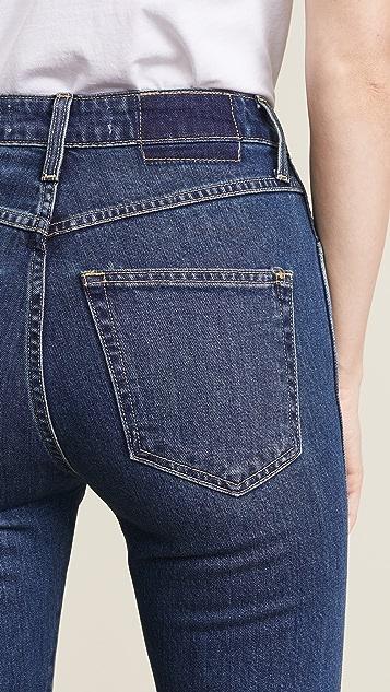AMO Прямые джинсы Chloe