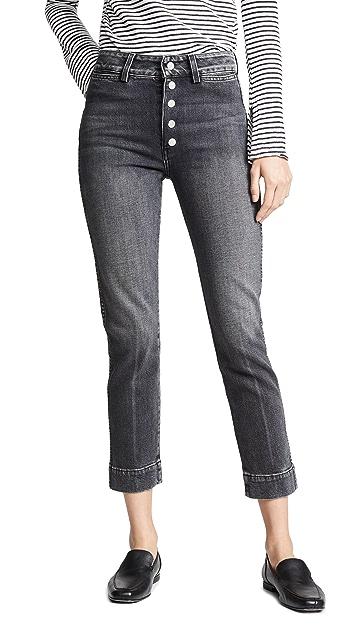 AMO Audrey Jeans with Snaps