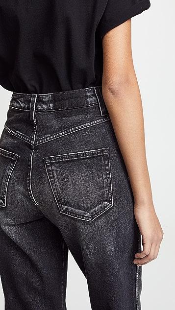 AMO Ava Crop Jeans