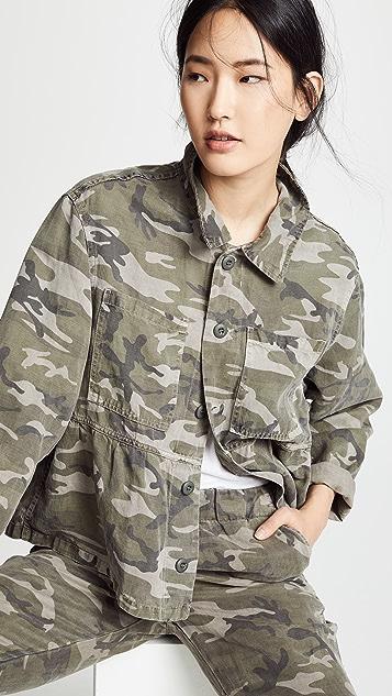 AMO Cropped Rosie Jacket