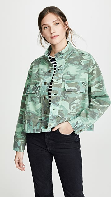 Amo Army Patch Jacket