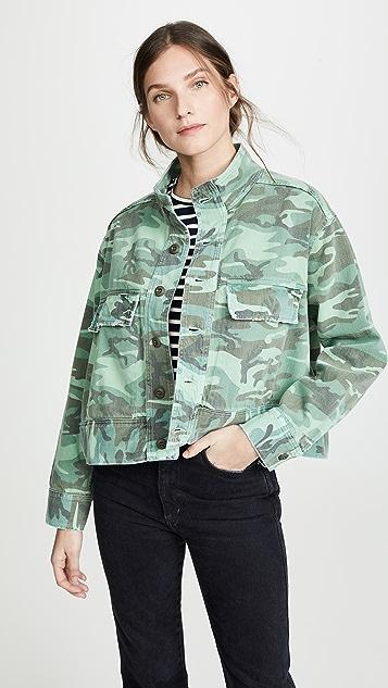 AMO Army Patch Jacket
