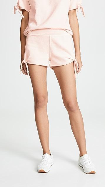AMO Tie Shorts