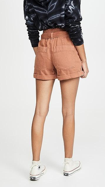 AMO Paperbag Shorts