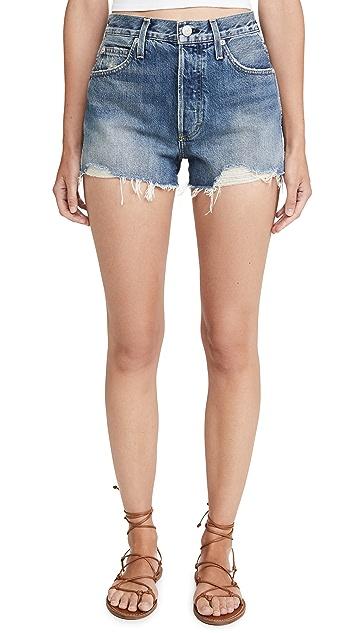 AMO Loverboy Cutoff Shorts