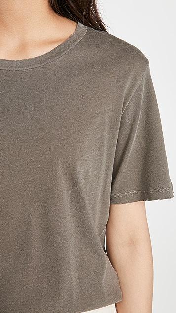 AMO 男友风格 T 恤
