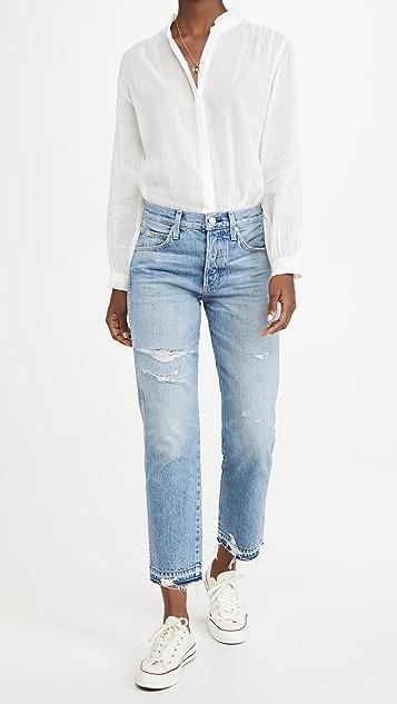 AMO Babe Rigid 牛仔裤