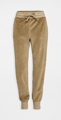 AMO - Velour Sweatpants