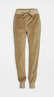 AMO Velour Sweatpants
