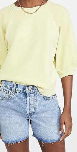 AMO - Puff Sleeve Sweatshirt