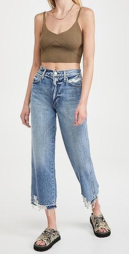 AMO - Sophie Crop Jeans