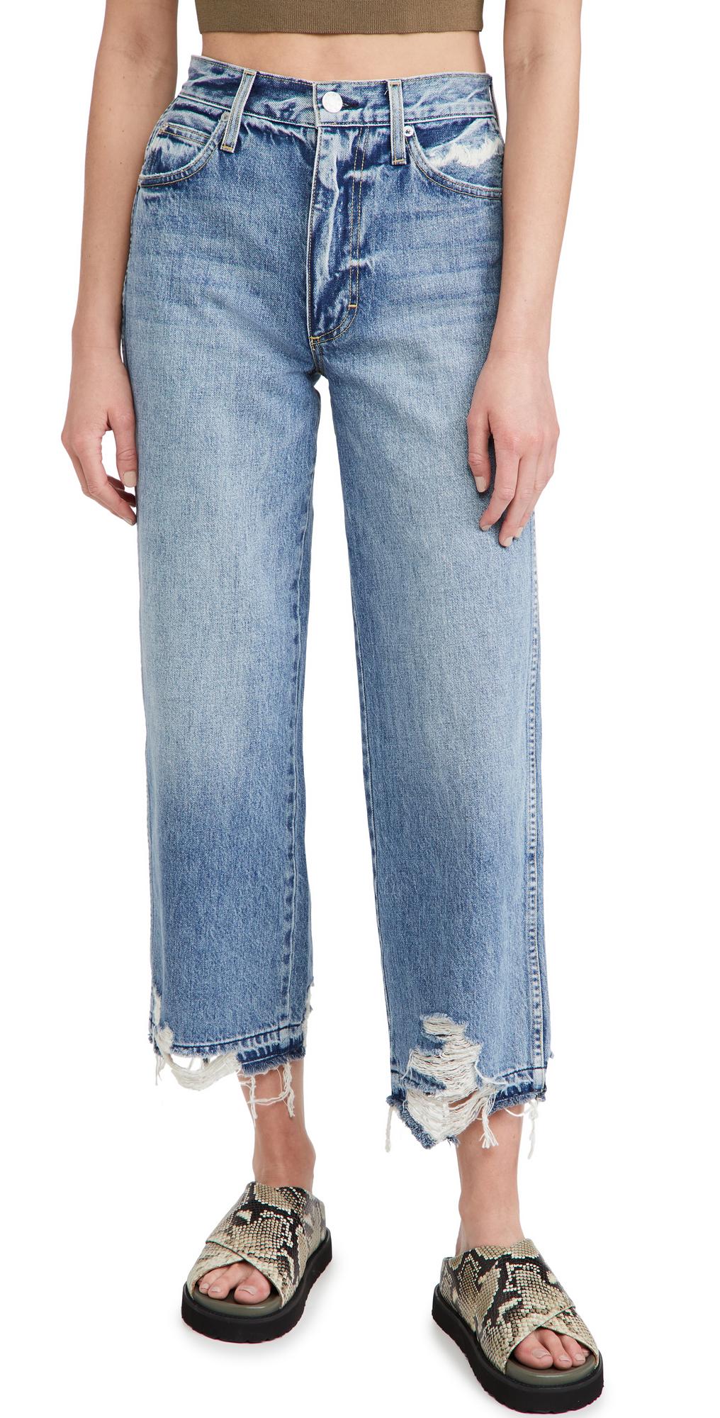 Sophie Crop Jeans